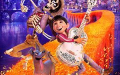 Disney/Pixar's Coco is a Masterpiece