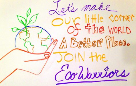 Join the EcoWarriors