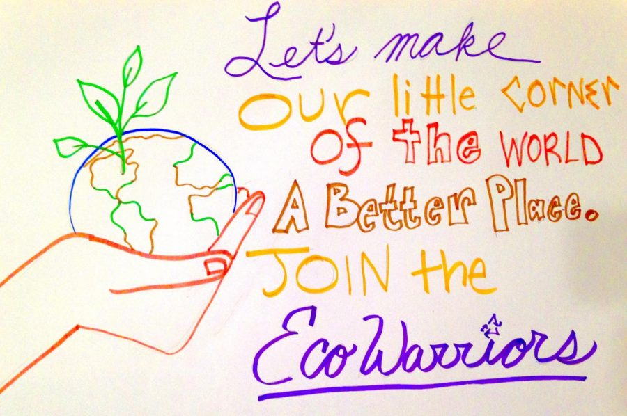 Join+the+EcoWarriors