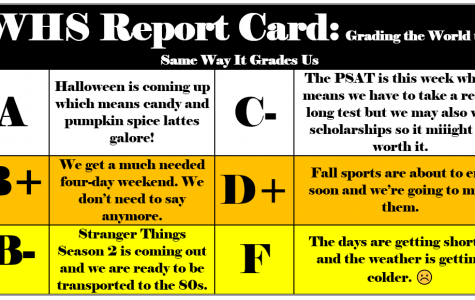 Report Card: Grading the World the Same Way It Grades Us