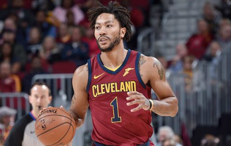 Point Guard Derrick Rose Leaves the Cleveland Cavaliers