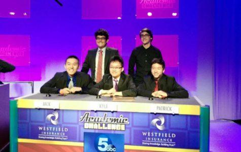 Westlake's Academic Challenge Victory!