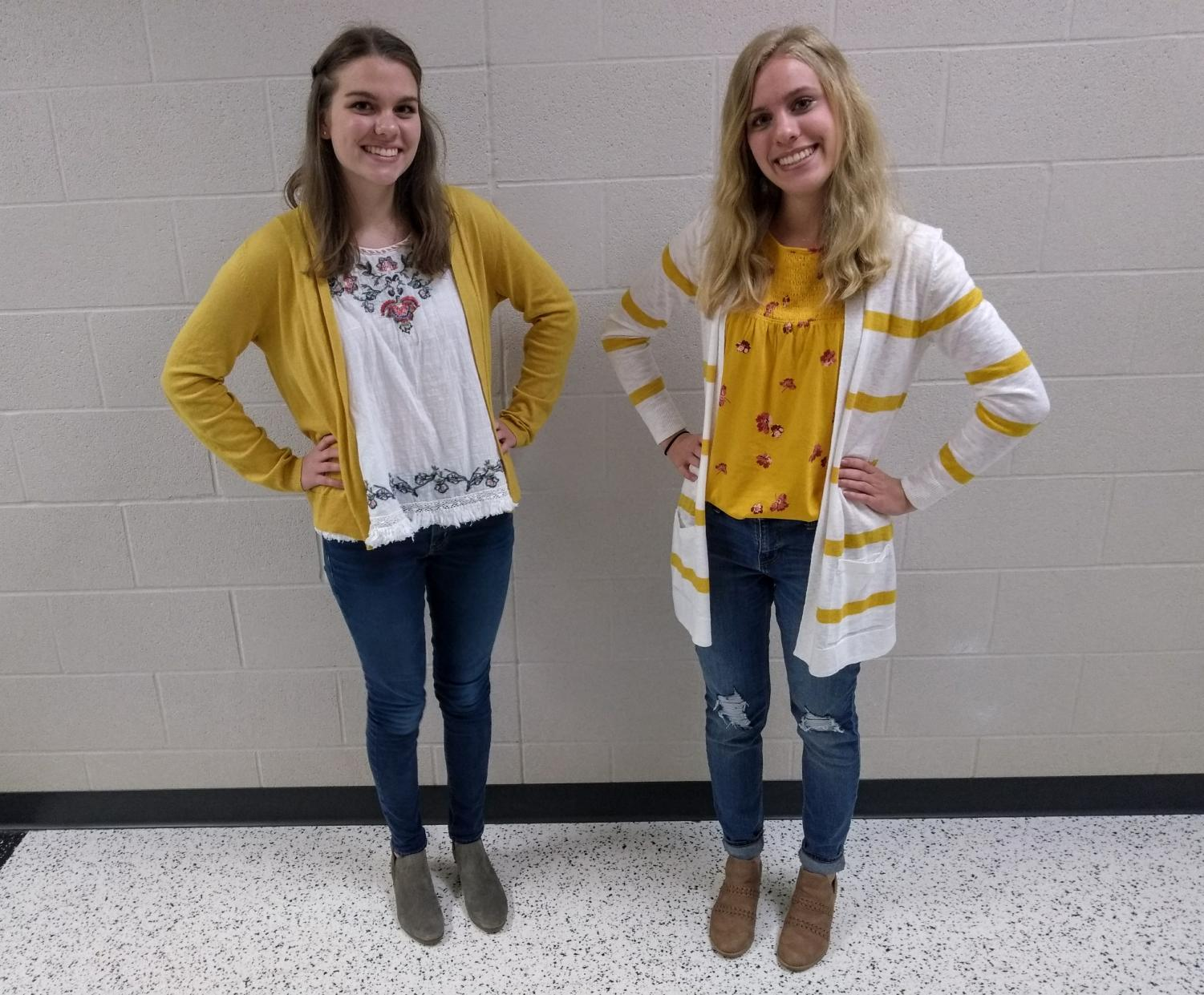 Who Wore it Better? Wagner Twins