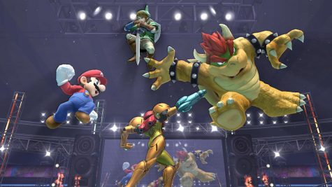 Super Smash Bros for Wii U Tournament Occuring on November 6th