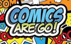"""Sheffield Comic Book Store """"Comics Are Go!"""" Hosting First Art Expo"""