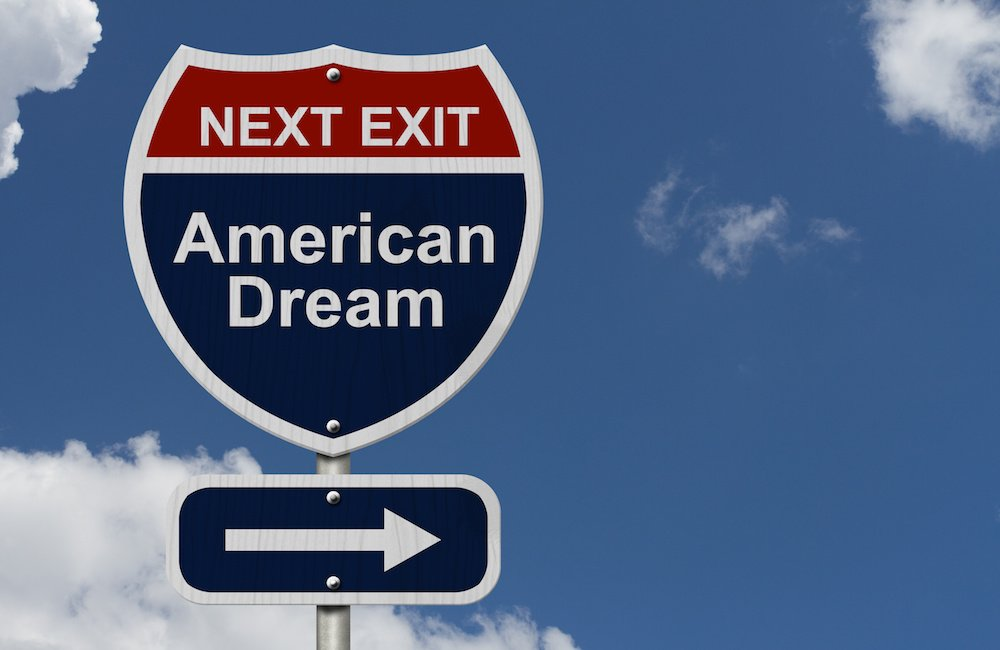 """Does the """"American Dream"""" Still Exist?"""