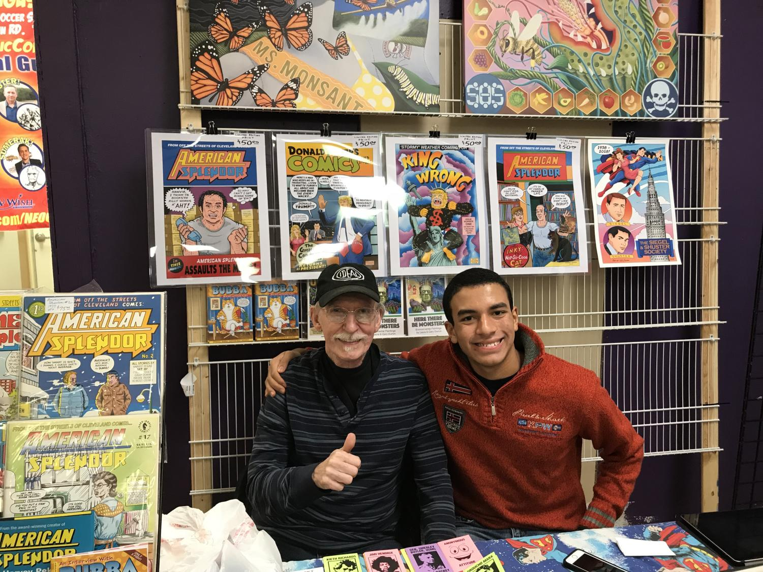 Story of Gary Dumm, a Renowned Cleveland Artist