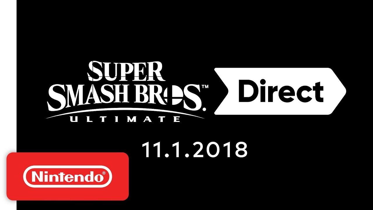 Summary/Elaboration of the New, Smashing Super Smash Bros. Ultimate Direct