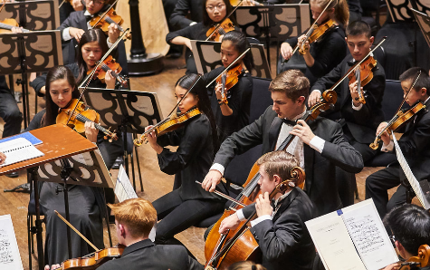 Westlake Musicians Play in the Opening COYO Concert at Severance Hall