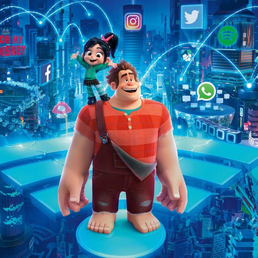 Ralph Breaks the Internet Film Review (Spoiler: It's a better Internet Flick than a Video Game Movie)