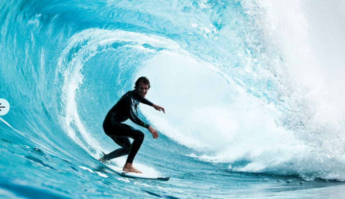 My First Time Surfing (A Short Story)
