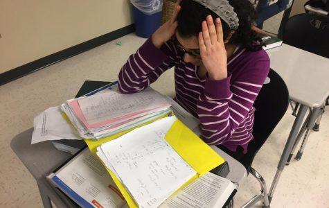 Homework over break at Westlake High school- For or Against?