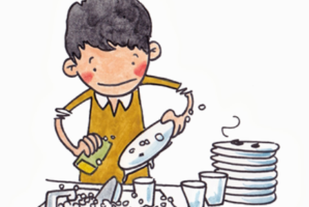 Doing the Dishes - A Therapeutic Activity in Unprecedented Times