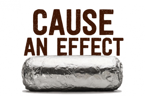 The Green and White Newspaper is Having a Chipotle Fundraiser!